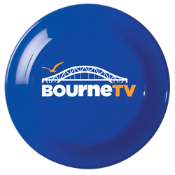 Bourne TV logo on Disc