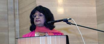 Dr Sibani Roy