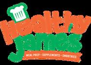 Healthy James - Logo