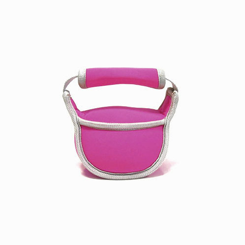 Mini Soft Kettlebell 2KG - Rose