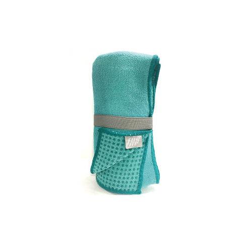Yoga Mat Towel - Pine Green