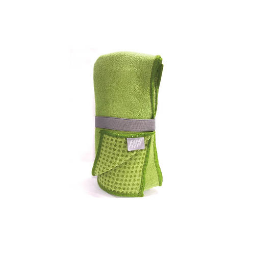 Yoga Mat Towel - Grass Green