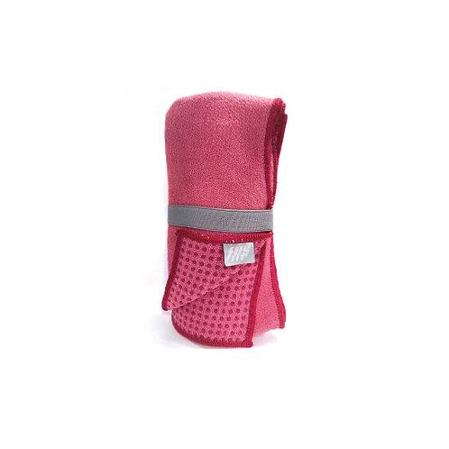 Yoga Mat Towel - Rose Pink