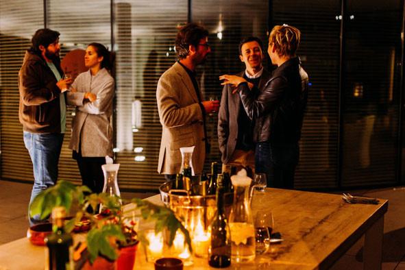 מפגשי נטוורקינג עסקיים הם כר נרחב ליצירת שיתופי פעולה