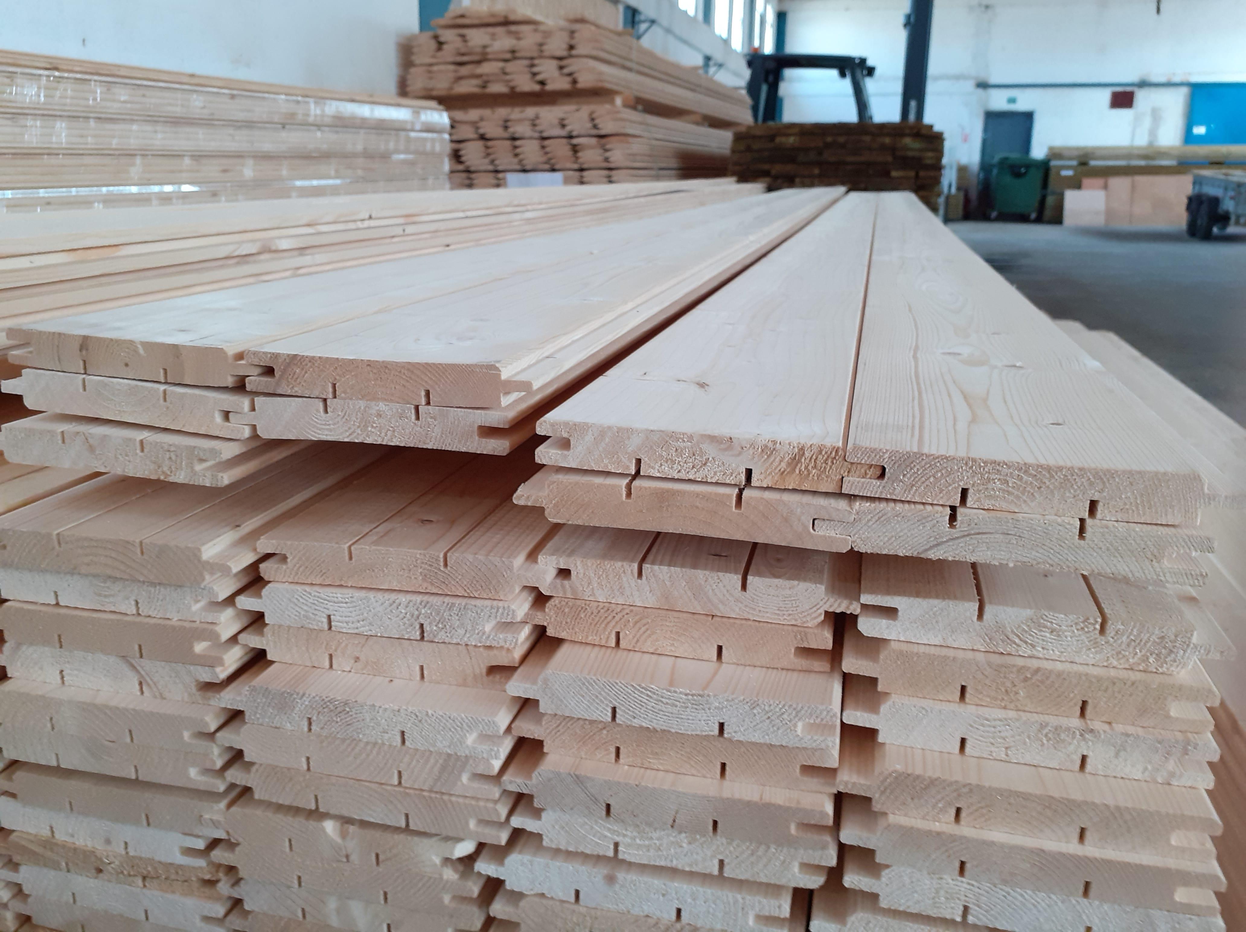 TimberBase Radauti Lambriu