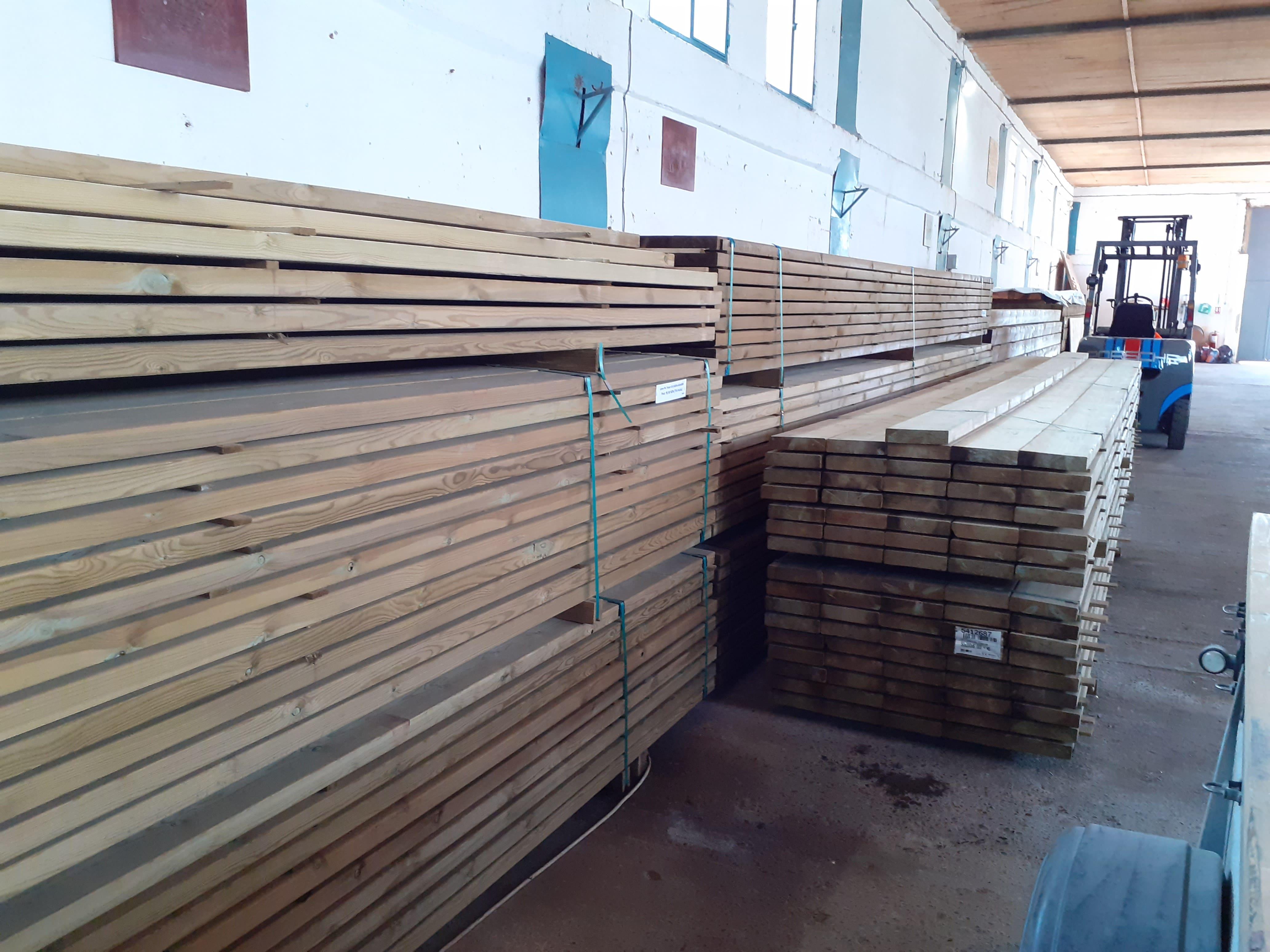 TimberBase lemn tratat
