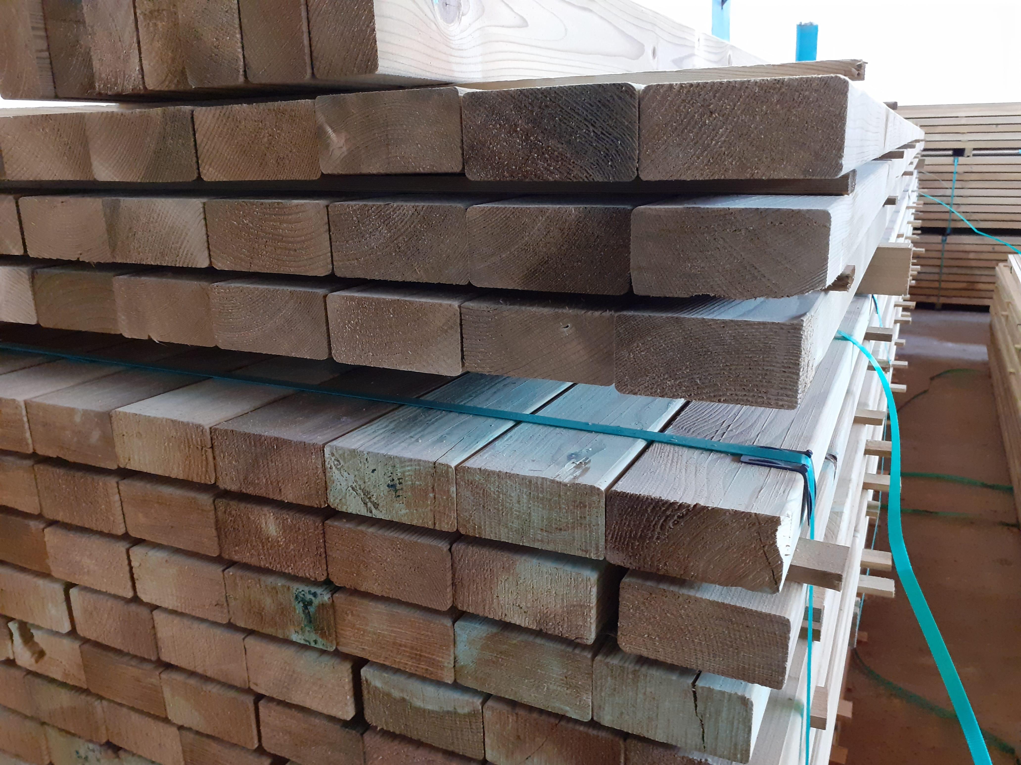 TimberBase Radauti Lemn Tratat