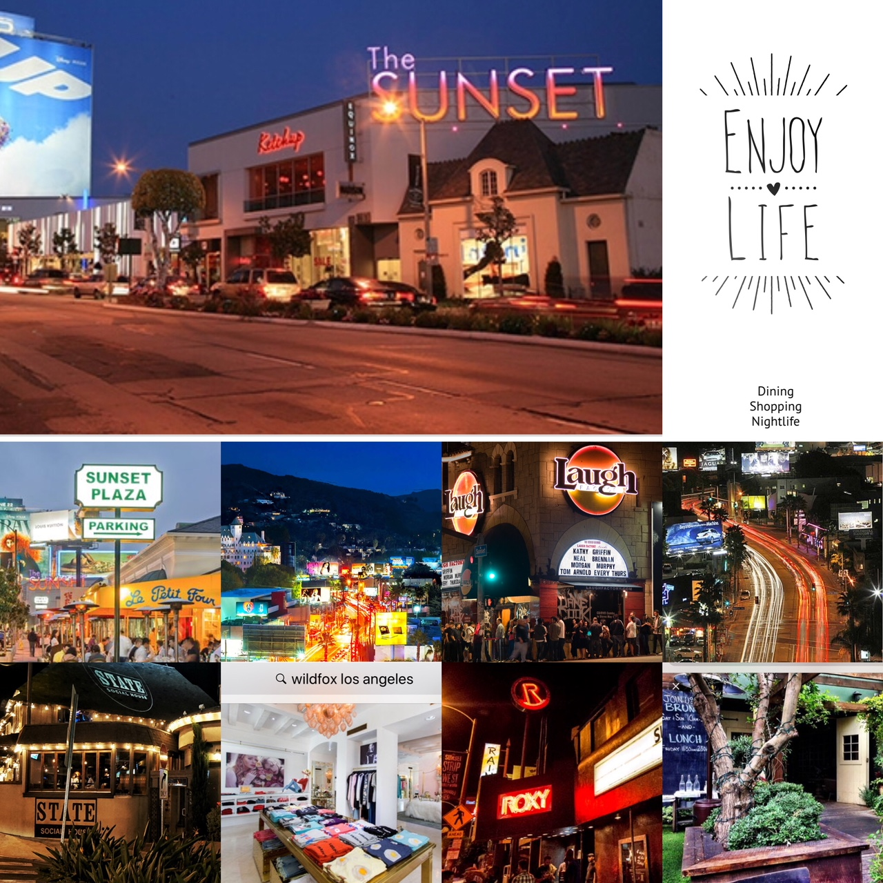 Things to do LA