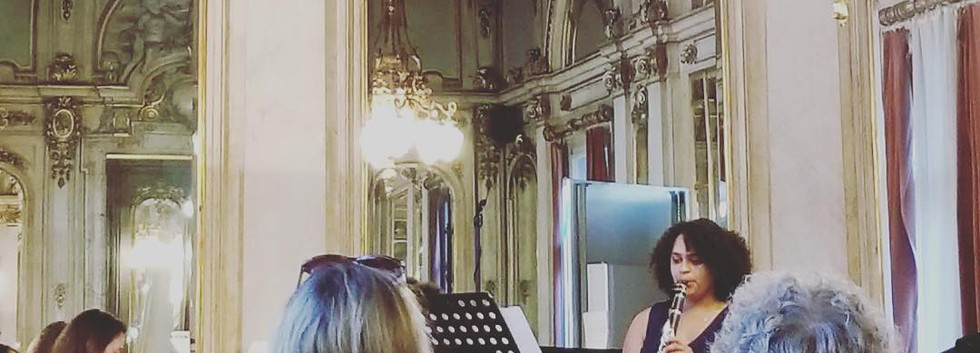 Performance of Concerto No. 1 by Weber