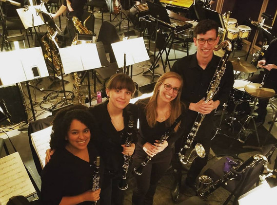 """Pit Orchestra for Bernstein's """"West Side Story"""""""