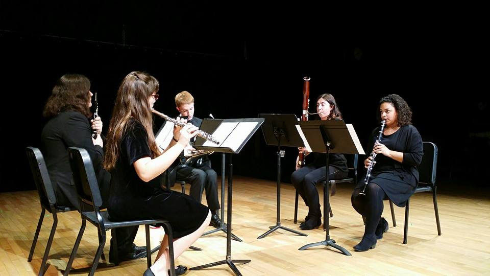 Nielson Woodwind Quintet