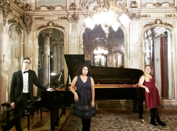 Brahms Clarinet Trio in Vienna