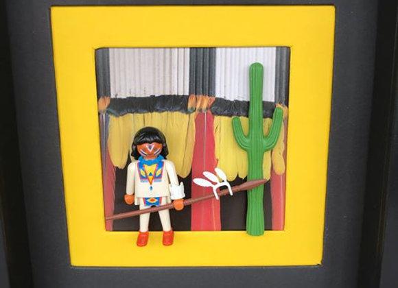 Un Amérindien