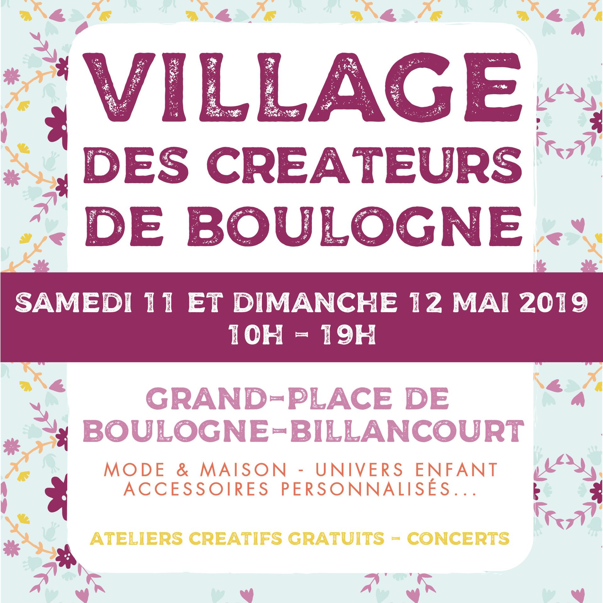 Créalteurs de Boulogne
