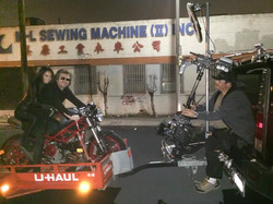 mansour motorcycle