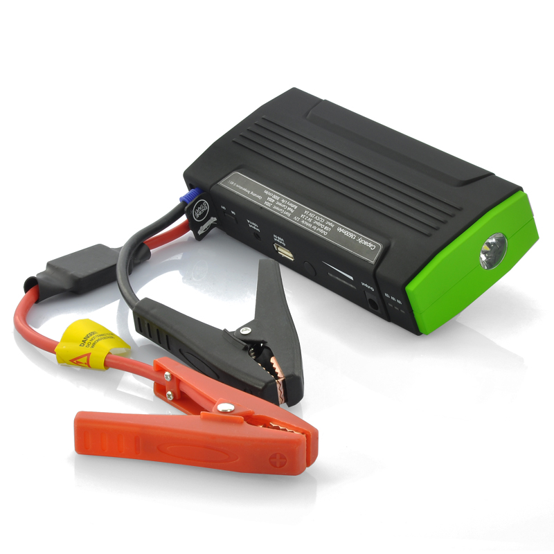 Jump Starter + Power Bank Kit