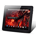 "9.7 Inch Quad Core Android 4.2 Retina Screen Tablet ""Ceros Revolution"" - 2GB RAM, 1.6GHz CPU, 2048x1536, 8000mAh Battery (Black)"
