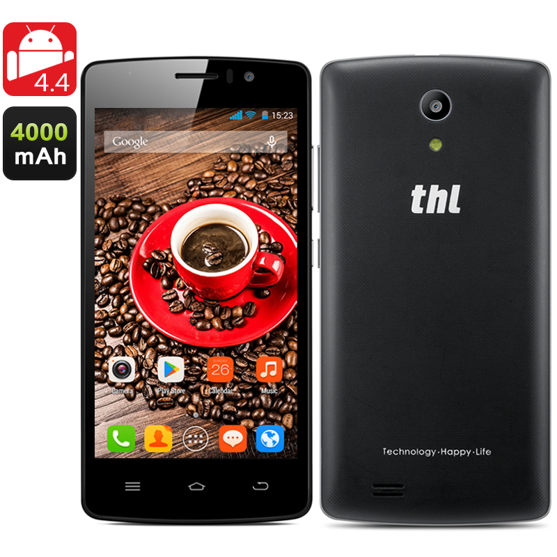 THL 4000 Quad Core Phone - Quad Core