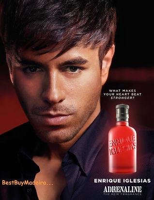 Adrenaline Cologne By ENRIQUE IGLESIAS FOR MEN