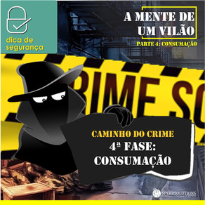 A Mente do Vilão - pt.4 O Caminho do Crime