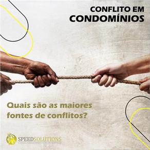 Conflitos em condomínios