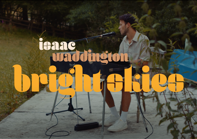Isaac Waddington // Live Sessions