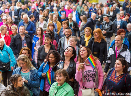 Online editie Dordrecht Pride gecanceld