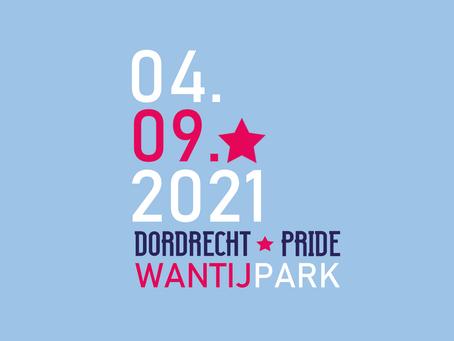 Dordrecht Pride naar Wantijpark als onderdeel van de Dordtse Feesten