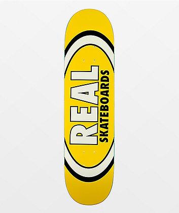 REAL SKATEBOARD DECK 8,06
