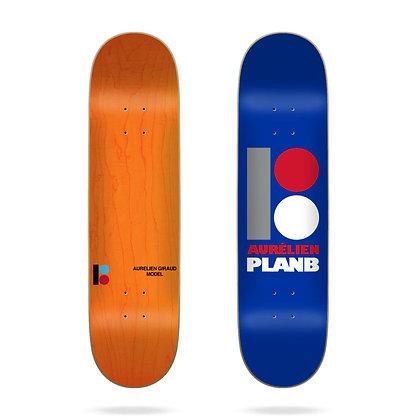 PLAN B SKATEBOARD DECK 8,0