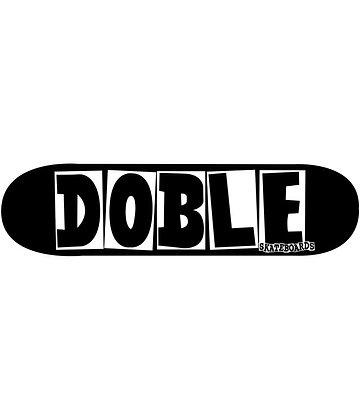 DOBLE SKATEBOARD DECK 8,5