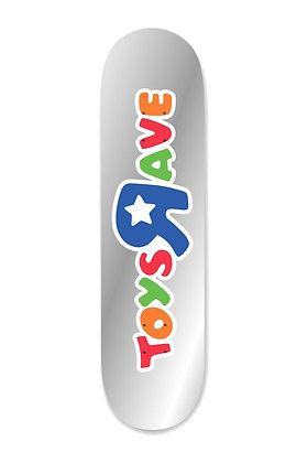 RAVE SKATEBOARD DECK 8,25