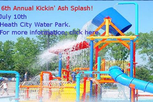 Kickin' Ash Splash Pool Party