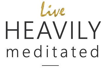 live heavily meditated_logo_no box_gold.
