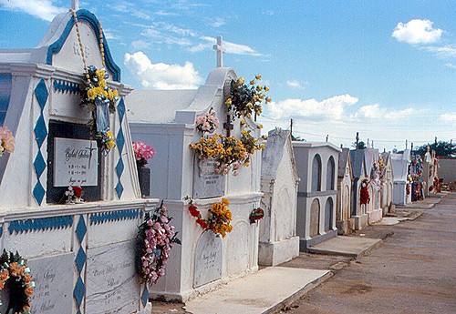 St. Anna Mausoleums