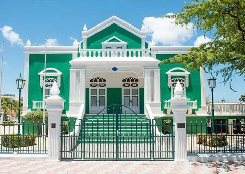 City Hall Oranjestad