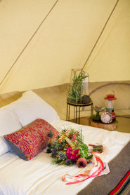 Glamping at Rosewood Events