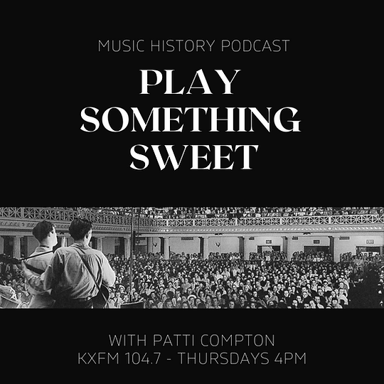Play Something Sweet Podcast Cover KX.pn