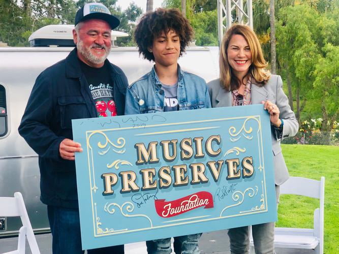 Music Preserves Foundation