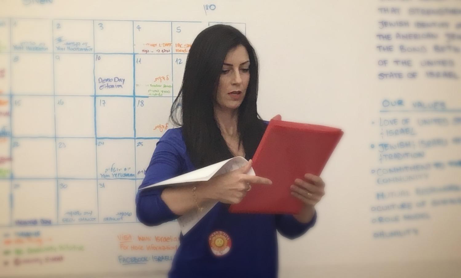 Sharon Khen Coaching Workshops