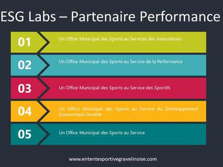 Nouveau projet : ESG Labs