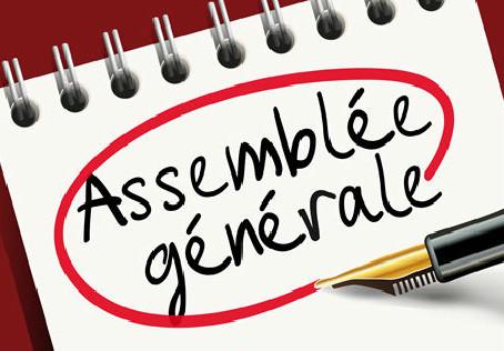 Assemblée générale Ordinaire du Jeudi 20 mai 2021