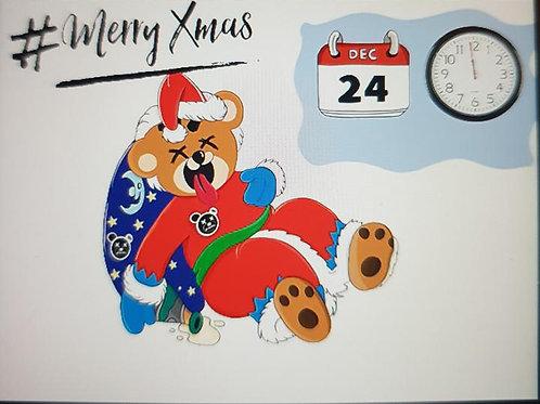 So Sa'Real Christmas Cards