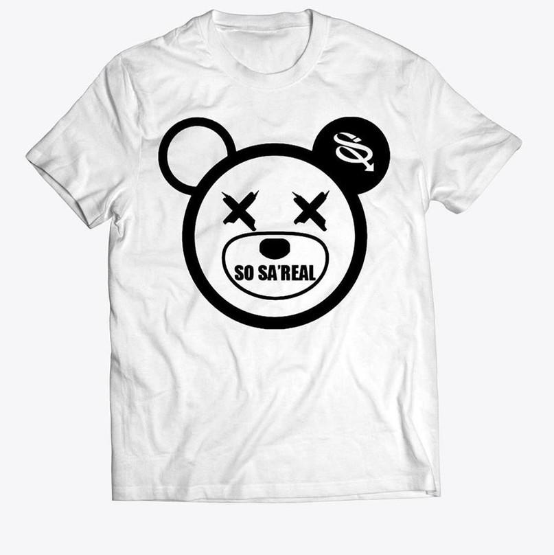 So Sa'Real T-Shirt (white)