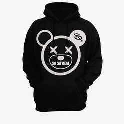 So Sa'Real Hoodie (black)