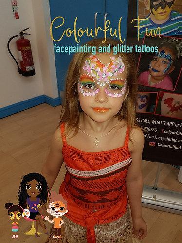 Kid's Facepaint