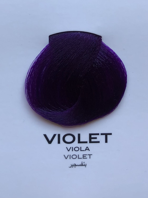 Envie Vegan Color Respect  Violet  100ml