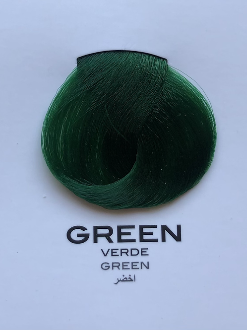 Envie Vegan Color Respect  Verde  100ml