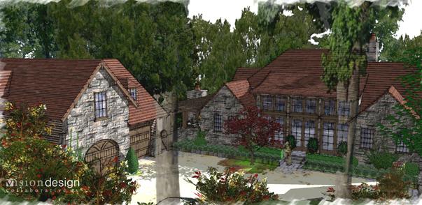 Cliffs Valley Residence Model 3