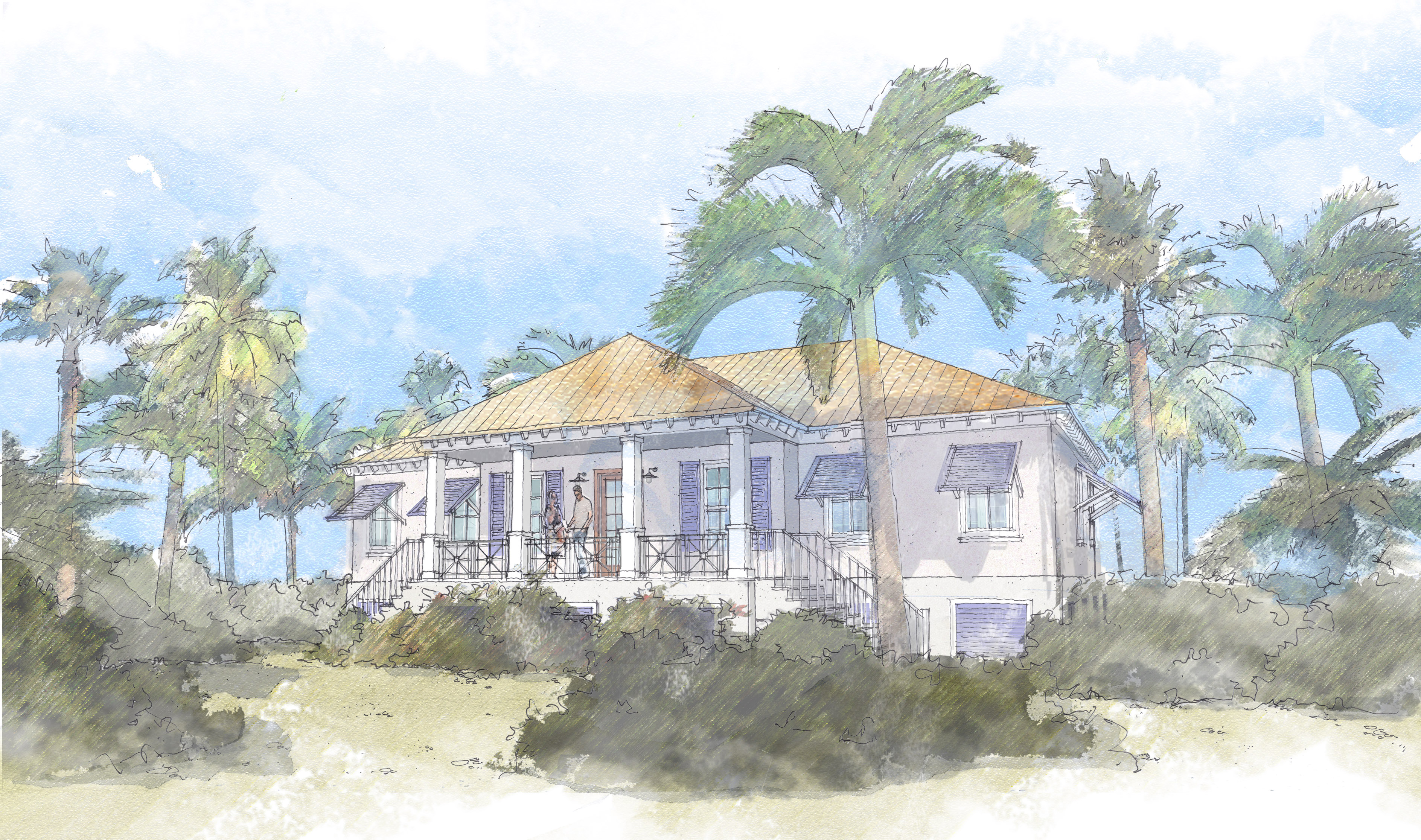 Deep Water Cay Cottage